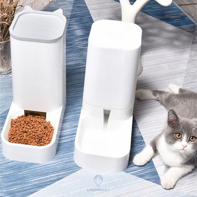 Automatic Pet Feeder 3.8L Dispenser For Cats & Dogs 2