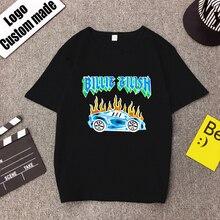 Fans Camiseta T Shirt Aesthetic Streetwear Mujer Billie Eilish Tshirt Hipster Gr