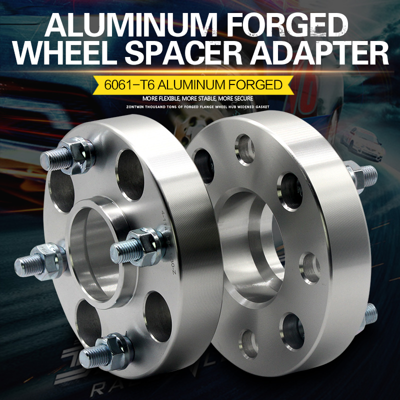 2/4Pieces 5/20/25/30/35mm PCD 4x100 Center Bore 60.1mm Wheel Spacer Adapter 4 Lug Suit For Universal Car M12XP1.5