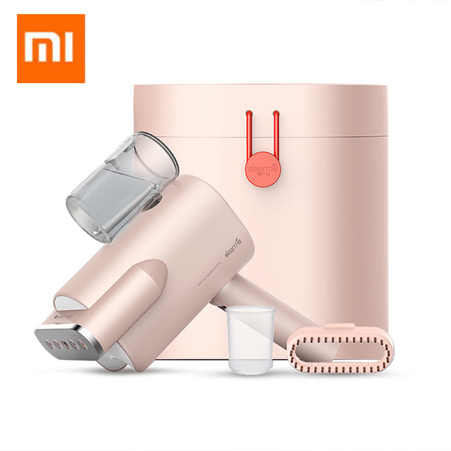 2019 New xiaomi Deerma 220v Handheld Garment Steamer Household Portable Steam Iron Clothes Brushes For Home Appliances Pakistan