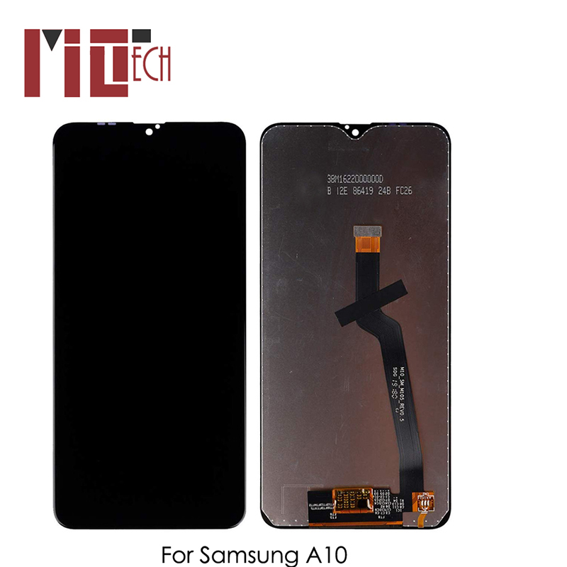 LCD Display For Samsung Galaxy A10 A105 A105F SM-A105F Touch Screen Digitizer LCD For Samsung A105 Replacement Assembly 6.2 image