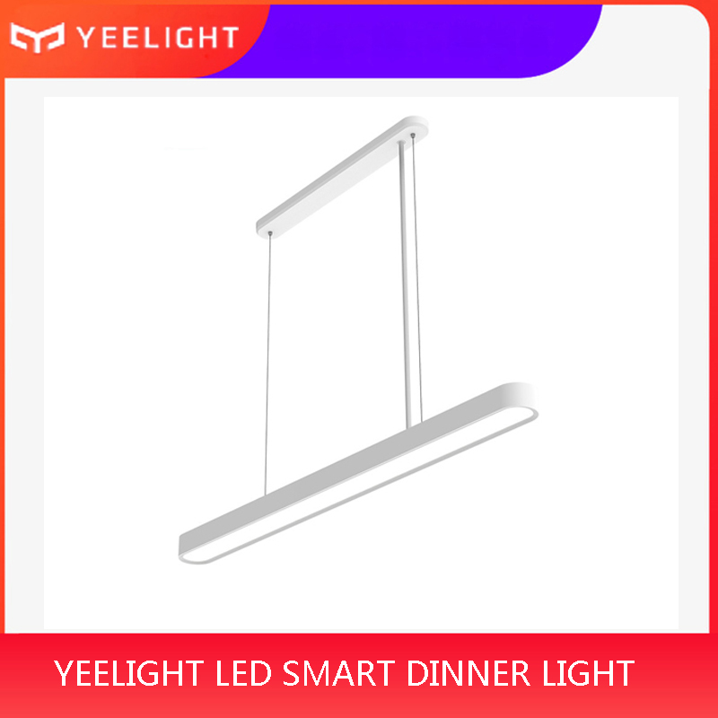 Original Xiaomi Mijia YEELIGHT Meteorite LED Smart Dinner Pendant Lights Smart Restaurant Chandelier Work With For Mi Home App