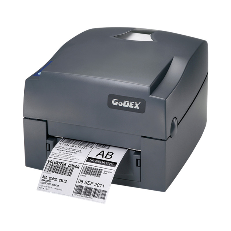 Thermal-Transfer-Printer Mark Garment Price-Tag Barcode Specialized Godex 203dpi G500U title=