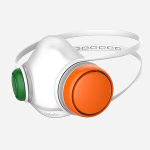 Image 2 - Xiaomi Woobi Viso Maschera di Filtro HEPA Pulito Respirazione Sicuro Respiratori del Blocco di Polvere PM2.5 Haze Anti Inquinamento Maschera di Aria Per Bambini per gli adulti
