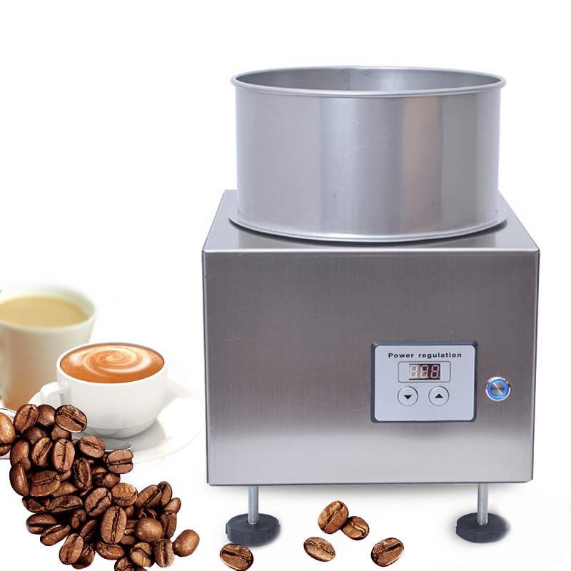 Electric Coffee Bean Roaster Cooler 1000g Large Capacity Coffee Beans Rapid Cooling Machine Household Commercial 220V 38W