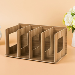 Image 3 - COSTWAY Bookshelf Storage Shelve for books CD 랙 책장 책장 홈 가구 Boekenkast Librero estanteria kitaplik
