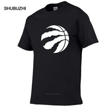 New style Toronto Leonard Raptors Jersey Men T Shirt Summer Casual T-shirt Male Top Tee funny Tshirt camisetas hombre S-XXL(China)