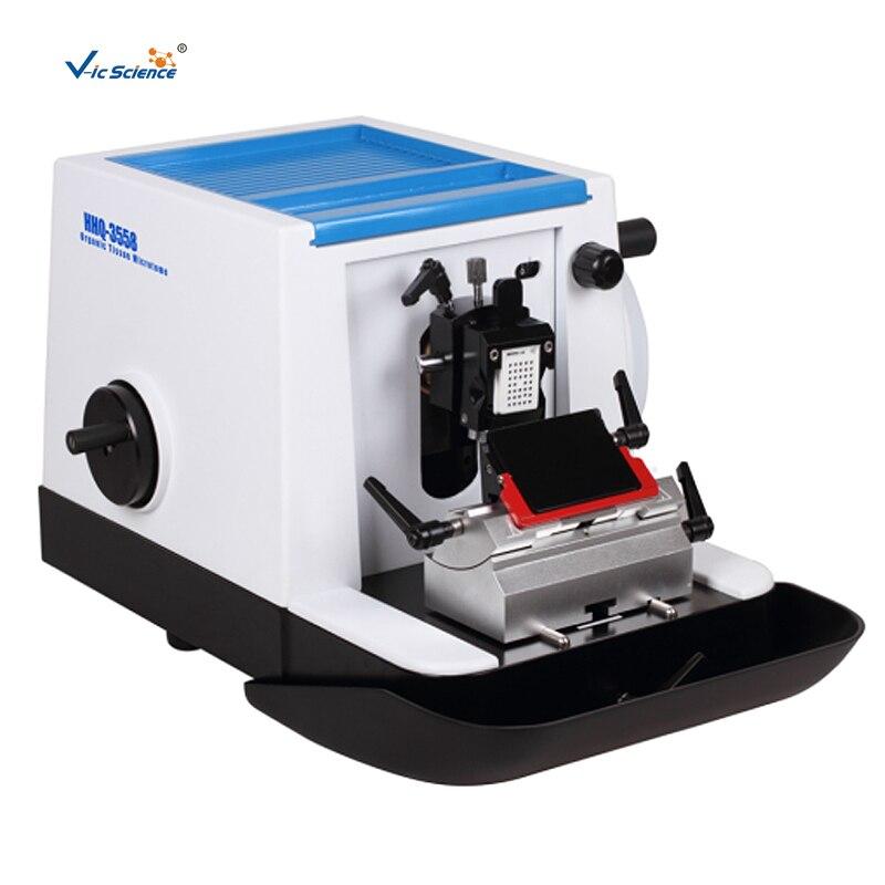 VIC-3558 Rotary Microtome Of Laboratory Equipment Histological Microtome