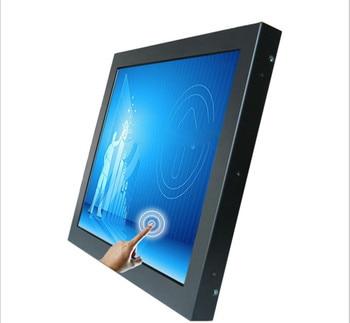 HD 19 inch flip down car LCD monitor with USB SD MP5 FM HDMI