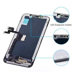 Image 2 - Bsuit Original OLED avec remplacement décran de tonalité vraie pour le joint dassemblage daffichage de numériseur daffichage à cristaux liquides de XR Max diphone X XS