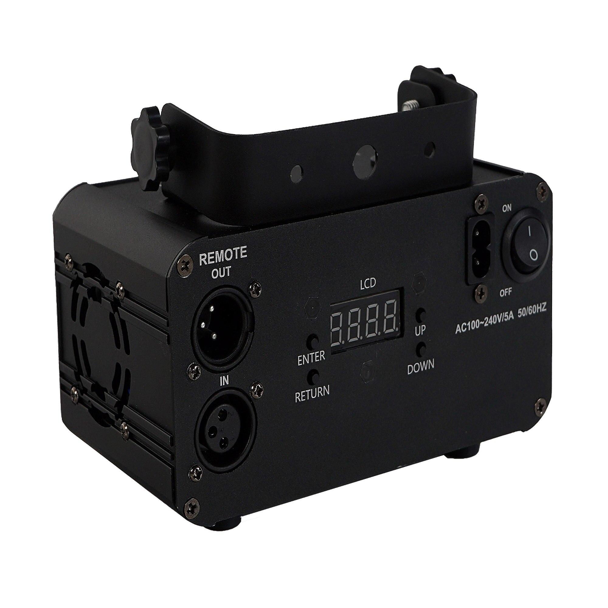 projetor laser de animacao rgb dmx512 scanner 04
