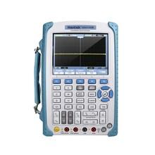 Hantek DSO1102B Digital Handheld Oscilloscope With 5.6 Inch TFT Color LCD Display Multimeter High Band Width 100MHz 1Gsa/S Hot hantek dso1062b digital handheld oscilloscope multimeter 2ch 60mhz 1gsa s sample rate 1m memory depth 6000 counts dmm