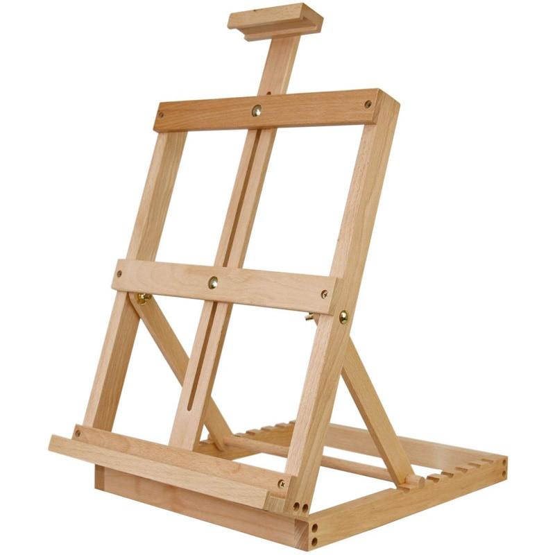Adjustable Tabletop Wooden Easel…