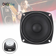 4 Inch 30W Full Range Speaker Rubber Tweeter Midrange Woofer Low frequency For  Bluetooth DIY
