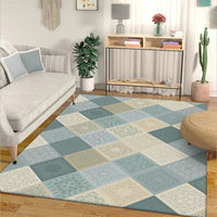 Carpets for Living Room Nordic Lattice Geometric Pattern Carpet Area Rug for Bedroom Nordic Decoration Home Baby Floor Mat|Carpet| |  -