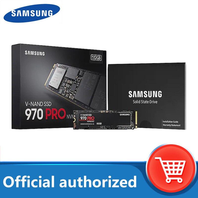 SAMSUNG SSD 970 PRO NVMe M.2 2280 SSD M2 SSD 1TB wewnętrzny dysk półprzewodnikowy PCIe Gen 3x4 interfejs NVMe MLC|Internal Solid State Drives| - AliExpress