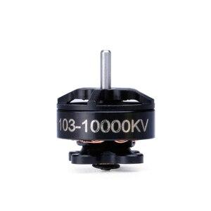 Iflight beemotor xing-e 1103 10000kv motores sem escova para fpv zangão sem escova ao ar livre indoor fpv rc zangão acessórios de peça diy