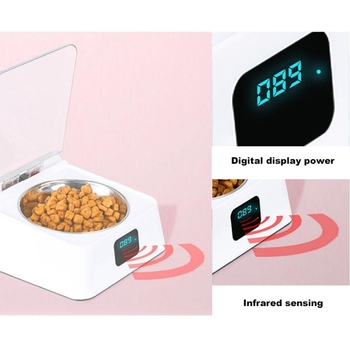 Infrared Auto Sensor Intelligent Bowl 2