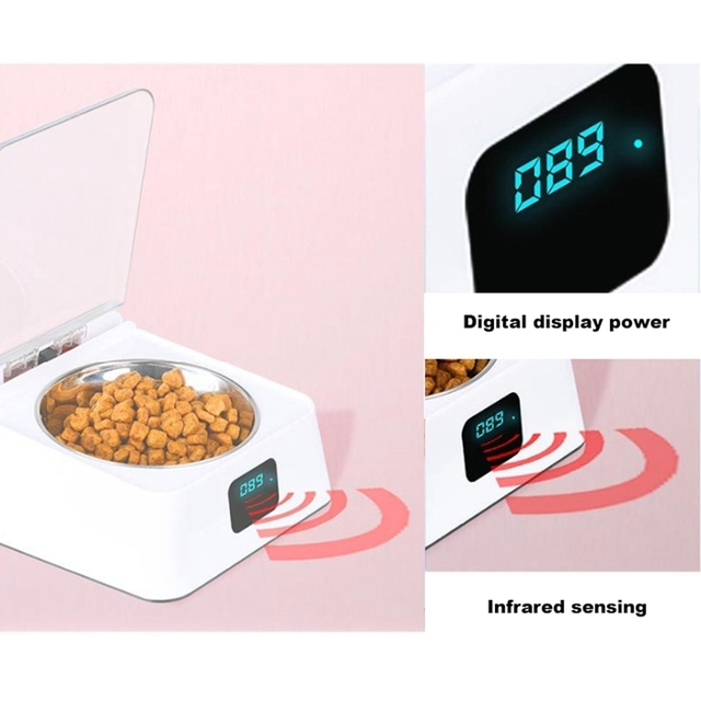Infrared Auto Sensor Intelligent Bowl 2