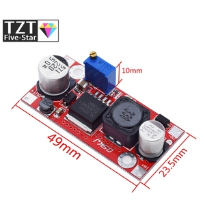 Image 5 - XL6009 DC Adjustable Step up boost Power Converter Module Replace LM2577