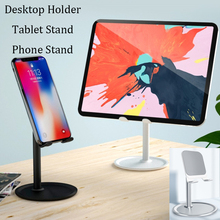Tablet Stand For iPad Pro 11 10.5 10.2 9.7 mini Desktop Holder Phone Stand For Samsung Xiaomi Huawei iphone Tablet Stand