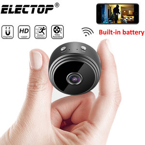 Image 1 - Mini WiFi Camera 1080P HD Wireless IP P2P Camera Small Micro Cam Motion Detection Night Vision Home Monitor Security Camcorders