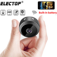 Mini WiFi Camera 1080P HD Wireless IP P2P Camera Small Micro Cam Motion Detection Night Vision Home Monitor Security Camcorders