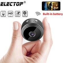 Mini caméra WiFi 1080P HD sans fil IP P2P