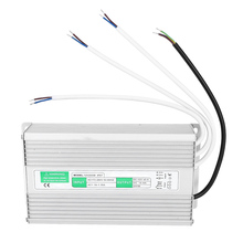 LED Power Supply 12V 200W Waterproof Switching Power Supply Transformer Outdoor LED Light Driver led driver 12v 30w led waterproof switch power supply outdoor waterproof led driver eletrical parts