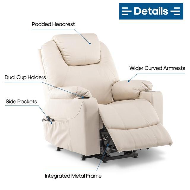 Power Lift Recliner Chair  2
