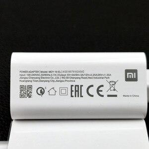 Image 2 - Оригинальное быстрое зарядное устройство Xiaomi Mi 10 9 27 Вт с Usb кабелем типа c для быстрой зарядки Redmi Note 8 9 9s k30 pro mi10 pro mi9T