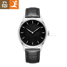 Youpin Qing Smart Watch Dual time display Waterproof Heart Rate Tracker Support GPS Man Sport Tracker High end design