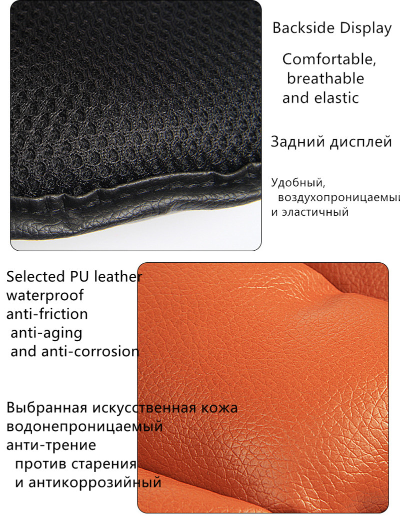 Купить с кэшбэком Car Armrest Cushion Leather Soft Central Armrest Console Box Pad Cover Cushion Armrest Seat Protective Pad Mat Auto Accessories
