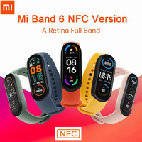 Vorverkauf Xiaomi Mi Band 6 NFC Smart Armband 1.56