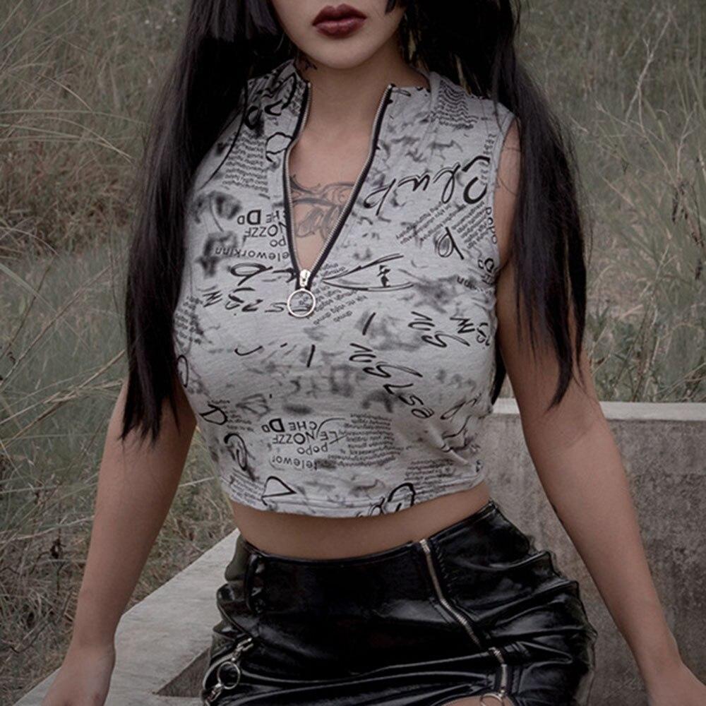 Women Summer Fashion Sleeveless Strappy Beach Crop Top Vest Tank Shirt Blouse HJ