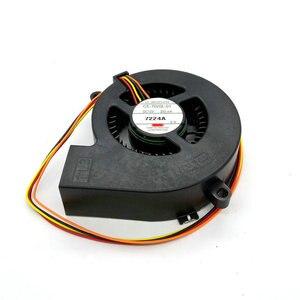 Image 5 - ใหม่ Original CE 7020L 01 DC12V 250mA สำหรับ CU600X CU600W CU610X CU610W โปรเจคเตอร์พัดลมระบายความร้อน