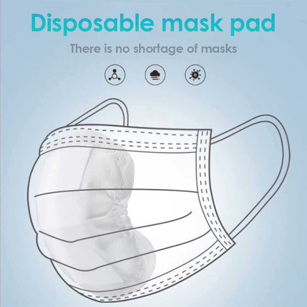 500 pcs disposable masks