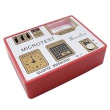 탈자/배터리 측정/펄스/석영 테스터 기계 시계 도구 배터리 용량 감지