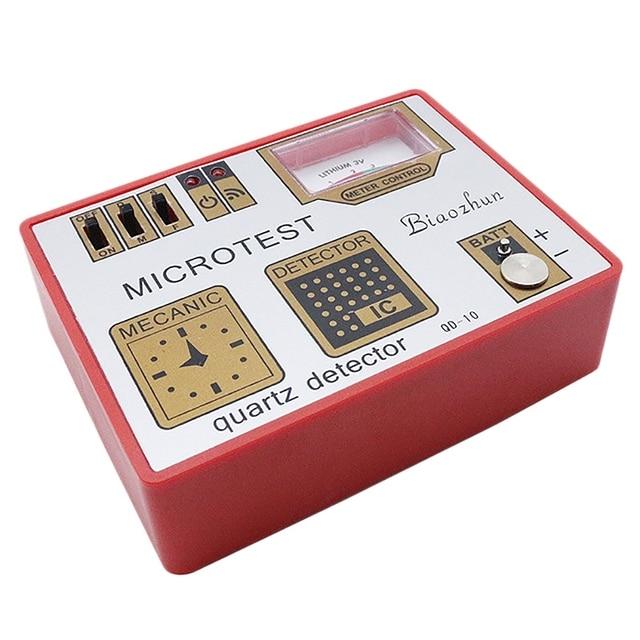Démagnétisation/mesure de la batterie/impulsion/testeur de Quartz Machine outil de montre pour détecter la capacité de la batterie