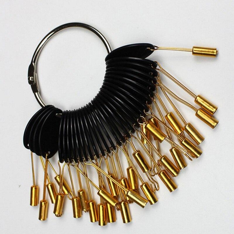 Anel da Cor do Cabelo para a Ferramenta Anel da Cor do Cabelo Enviar por Acase Sale Set Acessórios Ouro Prata Cor Hot 30 Pçs –