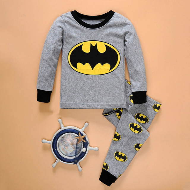Super Hero Sleepwear Set 2