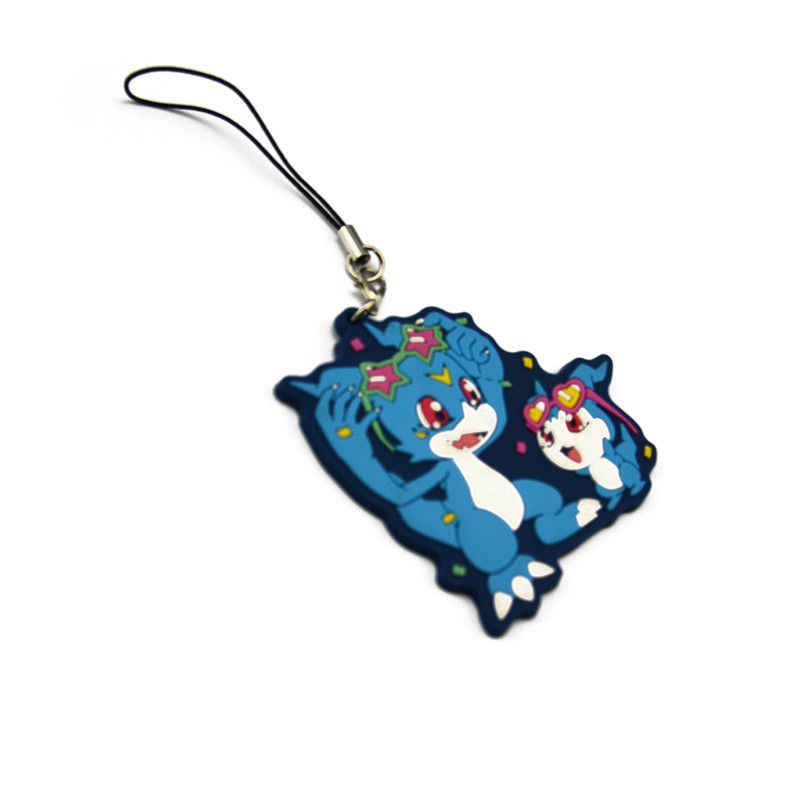 Japan Anime Sleutelhanger Cartoon Cosplay Model Sleutelhanger Sleutelhanger Ketting Pvc Hanger Telefoon Strap Touw Collectie Speelgoed Cadeau Kind Speelgoed hot