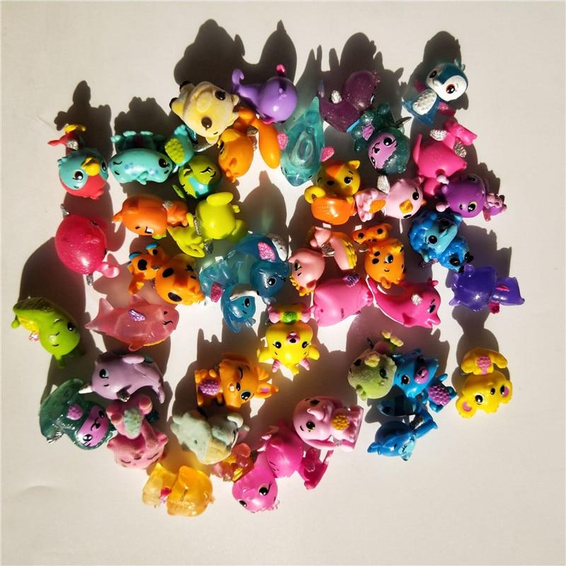 Случайные 20 /30/40 шт./упаковка, волшебная модель HATCHIMALS Hachi 3 см, различные модели 40-50, горячая распродажа, подарки для детей