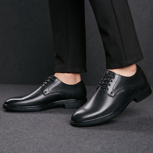 New Brand Men Sneakers Winter Business FLats Shoes Lace-Up Leather Microfiber Casual %9735
