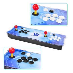 Image 3 - Новая акриловая игровая консоль pandora box X 2020, джойстик для 2 игроков, консоль контроллера, HDMI, VGA, USB выход, ТВ, ПК, 3303