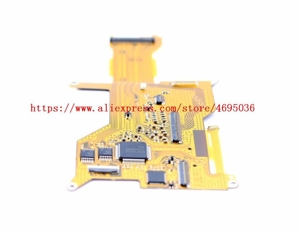 Nouveau pour Canon 1D X Mark II 1DX2 1DX 2 arrière arrière LCD carte PCB assemblage pièce de rechange de réparation