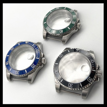 Watch-Case Replacement Rolex 2813 2836 Bezel Sapphire 8215 40mm for RLX SUB 100-Meter