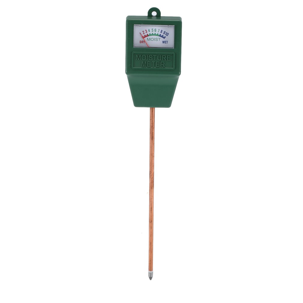 Garden Plant Soil Moisture Meter Hydroponics Analyzer Meter Moisture PH Measurement Tool For Indoor Outdoor Garden Plants
