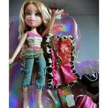 Dla amerykańska lalka akcesoria Body Bez stawów ubrania przenieść afrykańskie czarne dziewczyny prezent zabawka do udawania dziecka Bez Bate lalka moda sukienka