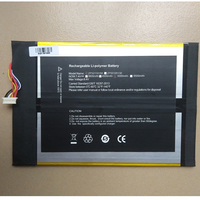 pc עם סוללה עבור ALLDOCUBE קיוב החושב i35 Tablet PC Kubi חדש ליטיום נטענות החלפת 7.4V 5000mAh 2,869,178 עם 10 קווי + Plug (1)